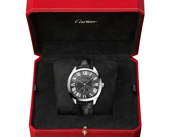 Часы Drive de Cartier Small Second