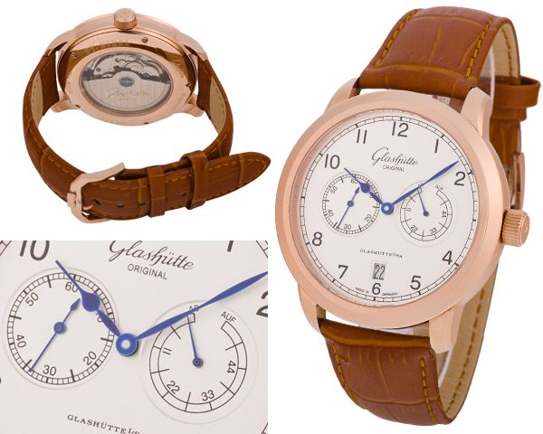 Копия часов Glashutte Original  №N1528-1
