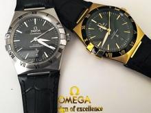 Обзор мужских часов Omega Constellation Co-Axial Master Chronometer 41 mm