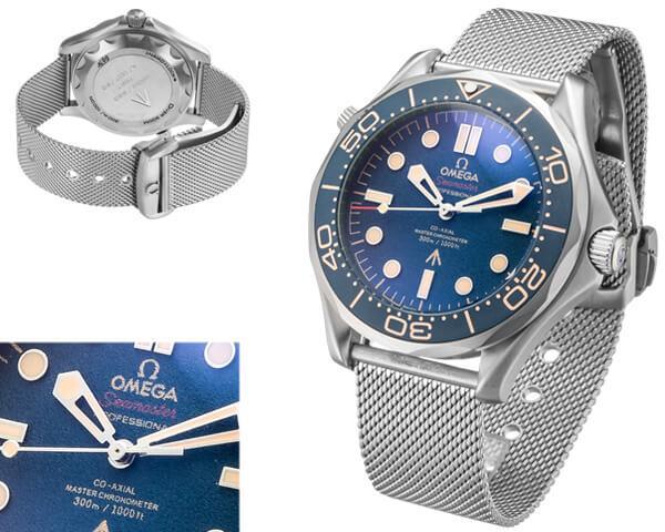 Мужские часы Omega  №MX3682 (Референс оригинала 210.90.42.20.01.001)