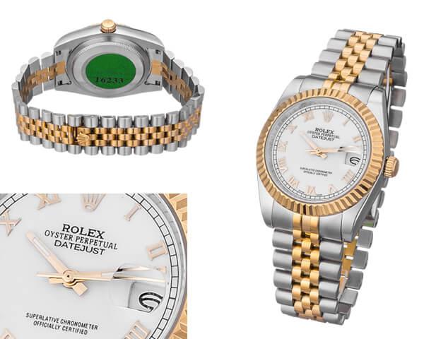 Копия часов Rolex  №MX3415