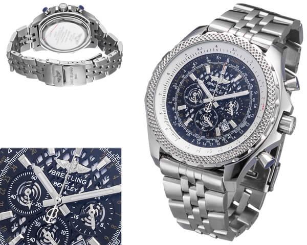 Мужские часы Breitling  №MX3541 (Референс оригинала AB061112/BC42/990A)