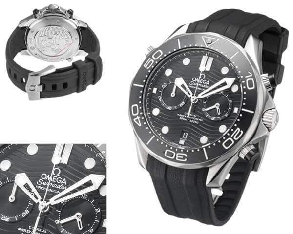 Мужские часы Omega  №MX3684 (Референс оригинала 210.32.44.51.01.001)