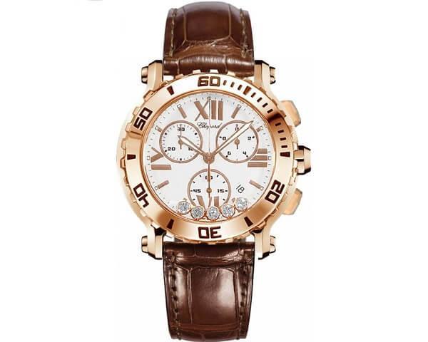 Часы Chopard Happy Sport Chronograph 42mm