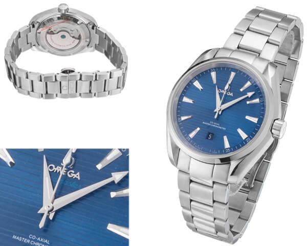 Мужские часы Omega  №MX3627 (Референс оригинала 220.10.41.21.03.001)