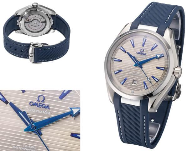 Мужские часы Omega  №MX3702 (Референс оригинала 220.12.41.21.06.001)