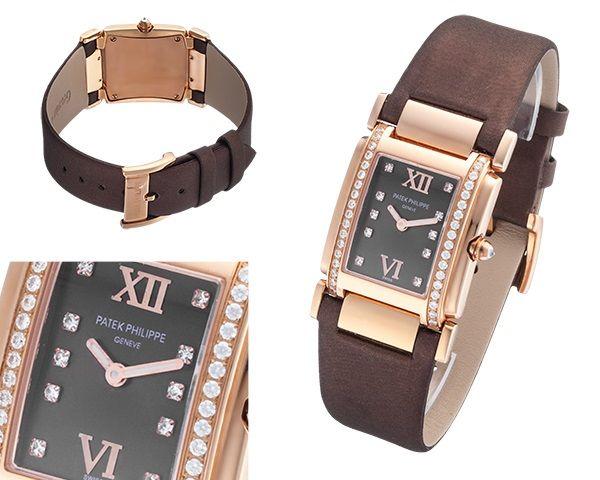 Женские часы Patek Philippe  №MX3323