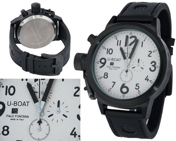Копия часов U-BOAT  №MX0679