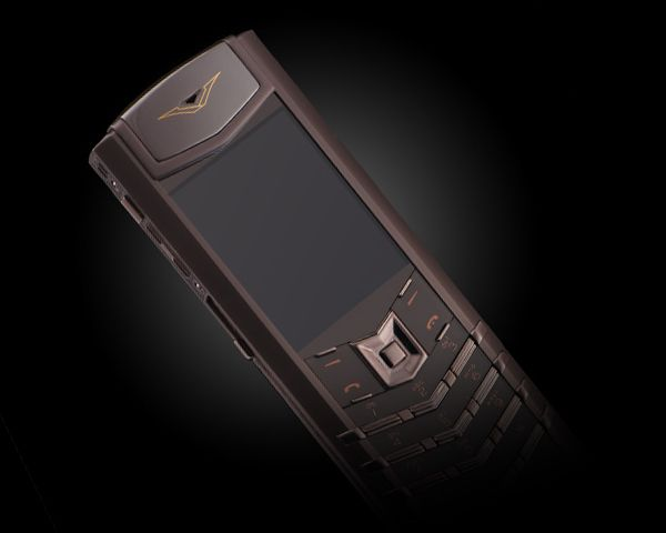 Телефон Vertu  Signature S Design Pure Chocolate