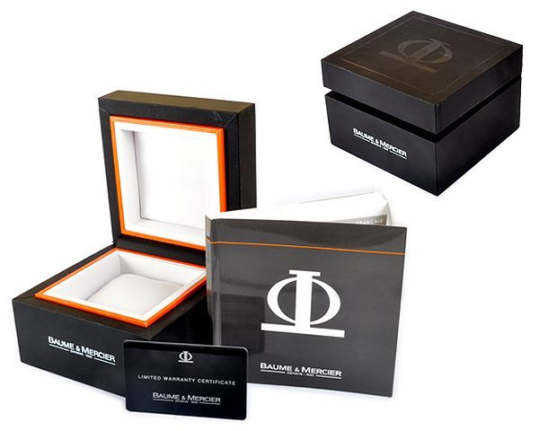 Коробка для часов Baume & Mercier  №86