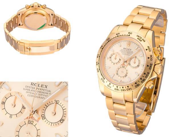 Мужские часы Rolex  №MX3577 (Референс оригинала 116508-0003)