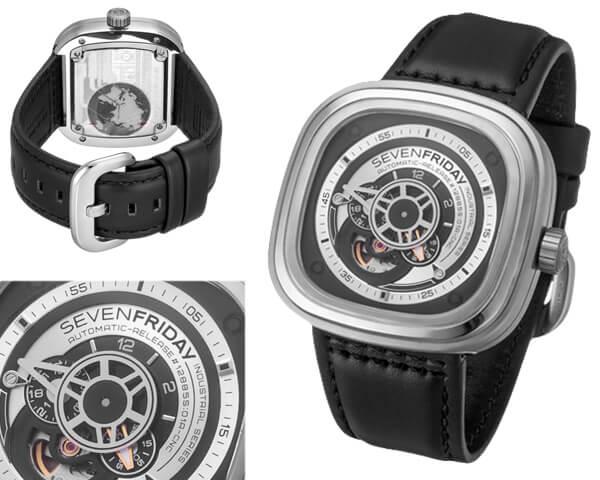 Мужские часы Sevenfriday  №MX3465