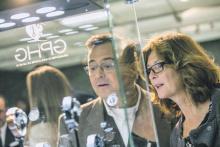 Блеск и эпатаж – в Женеве выбрали шесть самых лучших ювелирных часов