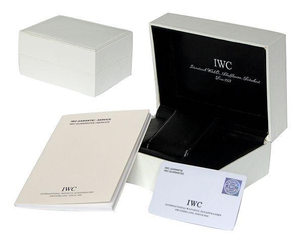 Коробка для часов IWC  №52