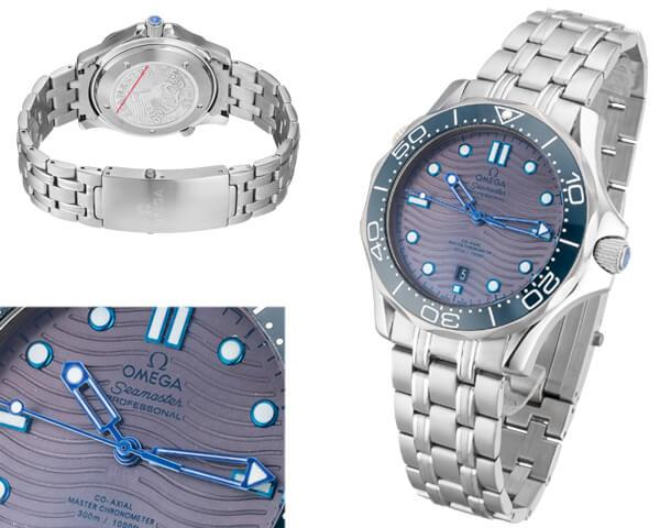 Мужские часы Omega  №MX3592 (Референс оригинала 210.30.42.20.06.001)