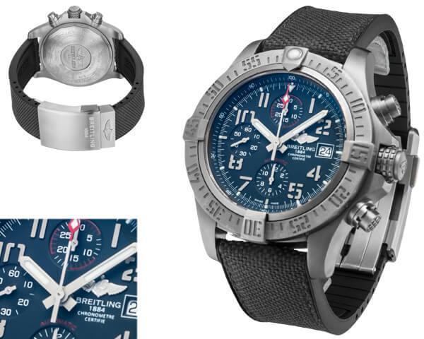 Мужские часы Breitling  №MX3634