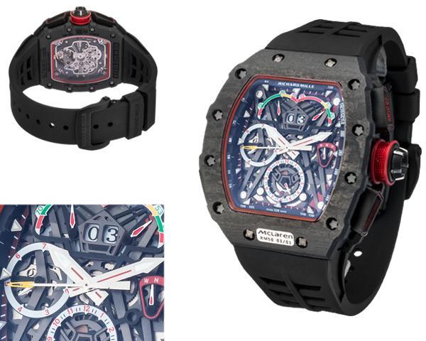 Мужские часы Richard Mille  №MX3609 (Референс оригинала RM 050-03 Red)