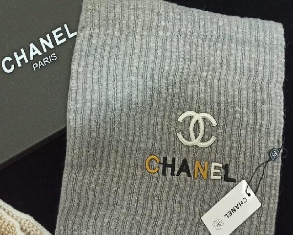 Шарф Chanel  №K021