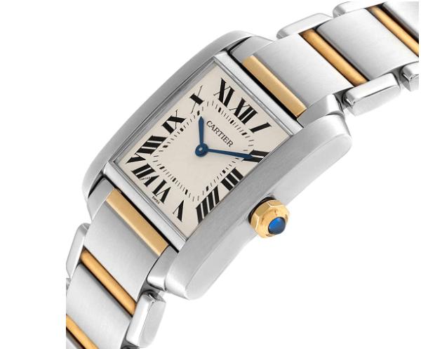 Часы Cartier Tank Francaise Medium