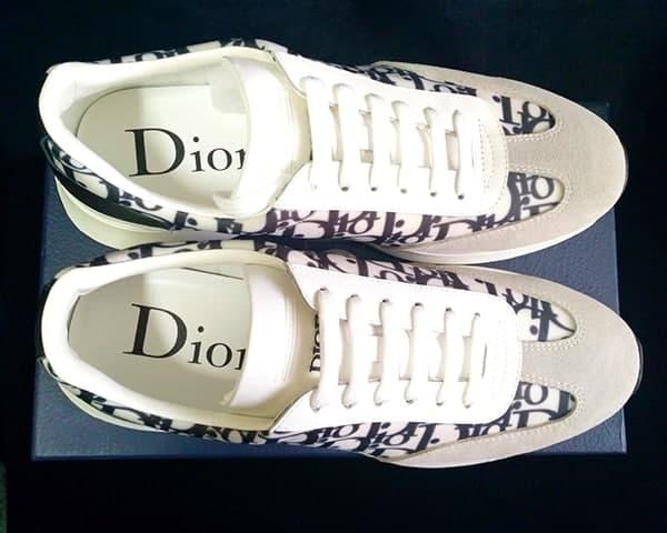 Кроссовки Christian Dior  №F005