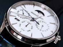 Обзор реплики мужских часов Jaeger-LeCoultre Master Ultra Thin Perpetual