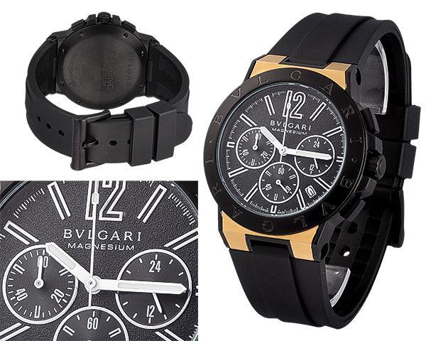 Мужские часы Bvlgari  №MX3192