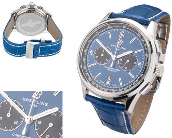 Мужские часы Breitling  №MX3612 (Референс оригинала AB0118A61C1P1)