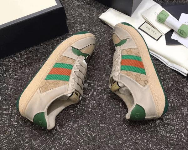 Кроссовки Gucci  №F029
