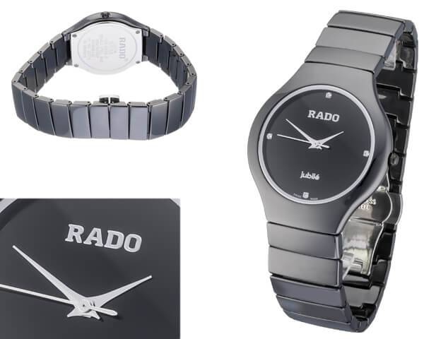 Женские часы Rado  №MX3588 (Референс оригинала R27655742)