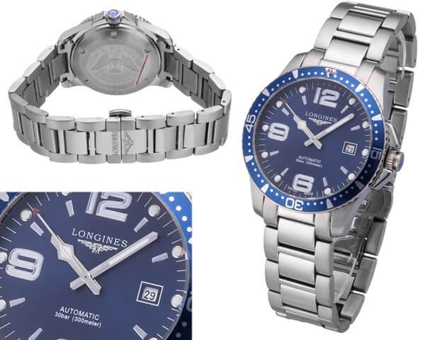 Мужские часы Longines  №N2698 (Референс оригинала L3.742.4.96.6)