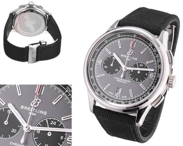 Мужские часы Breitling  №MX3613 (Референс оригинала AB0118221B1P2)