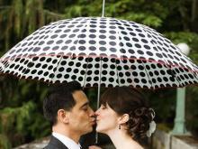 Чем отличается дождевой зонт от пляжного?