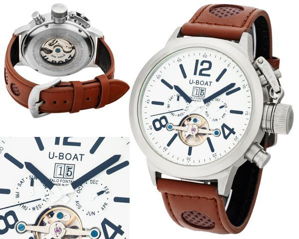 Копия часов U-BOAT  №MX2123