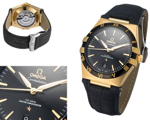 Мужские часы Omega  №MX3724 (Референс оригинала 131.63.41.21.01.001)