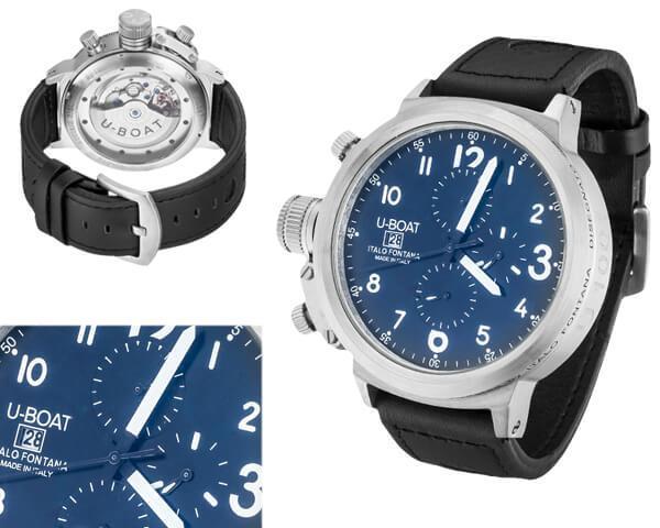 Мужские часы U-BOAT  №MX3590