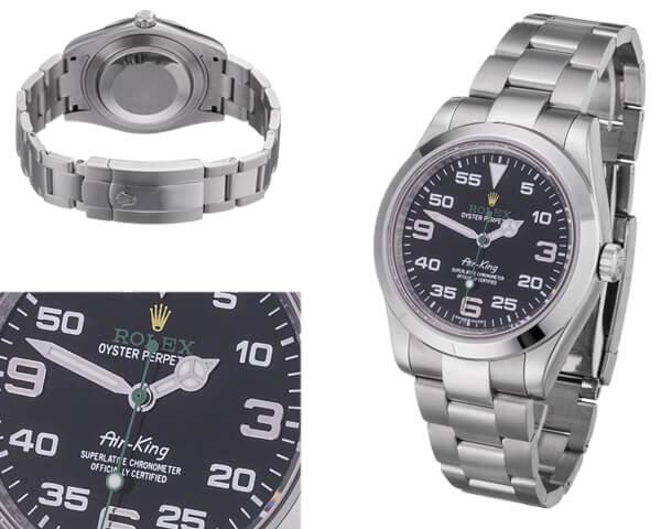 Мужские часы Rolex  №MX3494