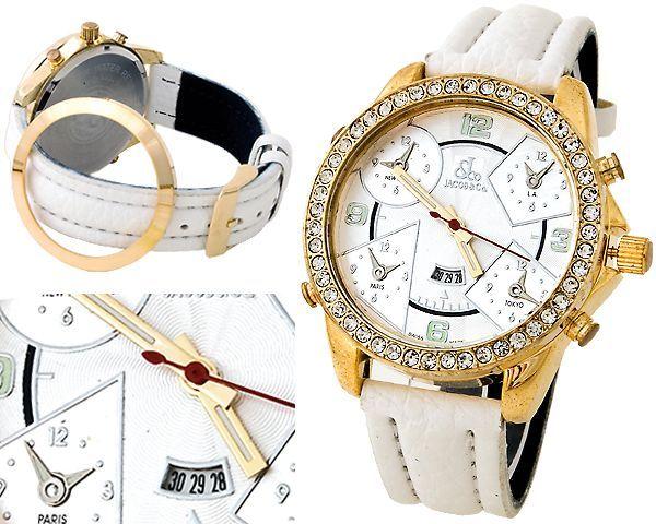 Женские часы Jacob&Co  №S0133