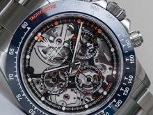 Artisans de Genève «La Blausee» - новая версия Rolex Daytona