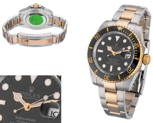 Мужские часы Rolex  №MX3594