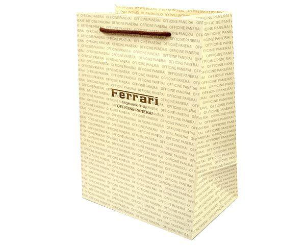 Брендовый пакет Ferrari  №1007