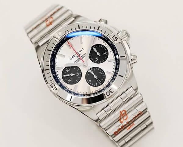 Мужские часы Breitling  №MX3698 (Референс оригинала AB0134101G1A1)