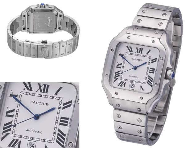 Мужские часы Cartier  №N2689 (Референс оригинала WSSA0009)