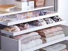 Ревизия гардероба и организация правильного хранения вещей