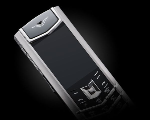 Телефон Vertu  Signature S Design Alligator