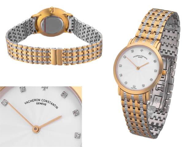 Унисекс часы Vacheron Constantin  №MX3455