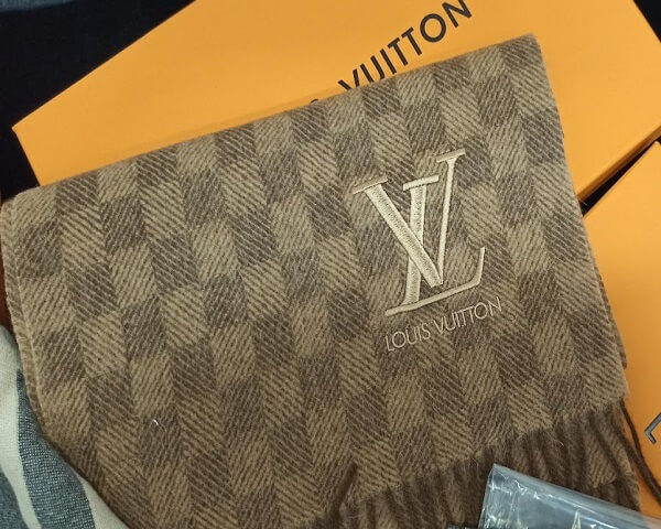 Шарф Louis Vuitton  №K037