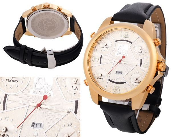 Унисекс часы Jacob&Co  №MX2241