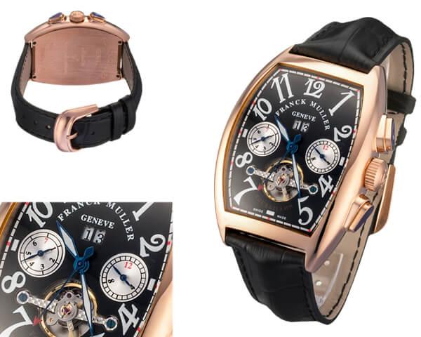 Мужские часы Franck Muller  №MX3518