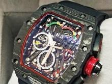 Обзор реплики мужских часов Richard Mille RM 50-03 TOURBILLON CHRONOGRAPH McLAREN F1 (референс оригинала RM 050-03 Red)