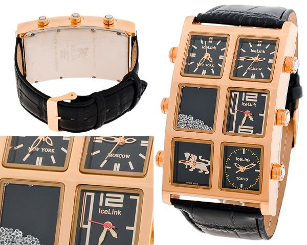 Унисекс часы IceLink  №MX0942